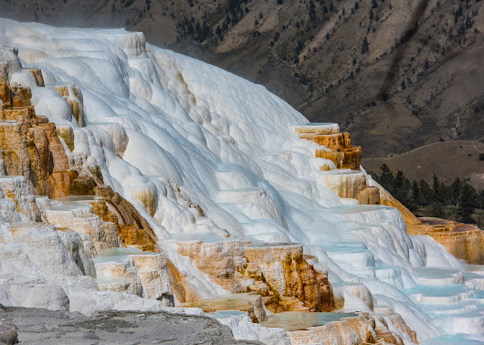 Mammoth Hot Springs - Yellowstone National Park, Wyoming - Part 7 – The Illuminating Lens