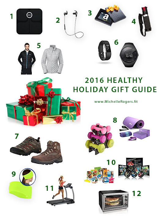 2016 Healthy Holiday Gift Guide - Michelle Rogers Healthy Living