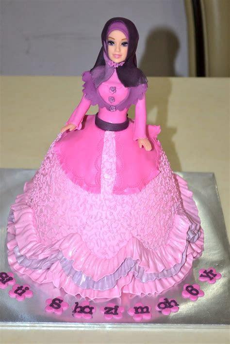 MyPu3 Cake House: Muslimah Doll Cake