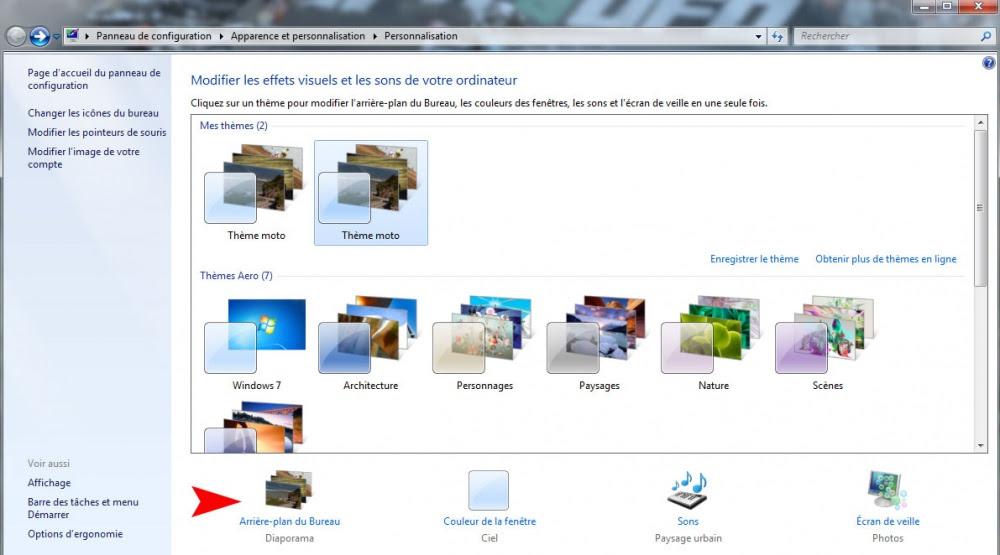 Tuto Fonds D Ecran Aleatoires Sur Windows