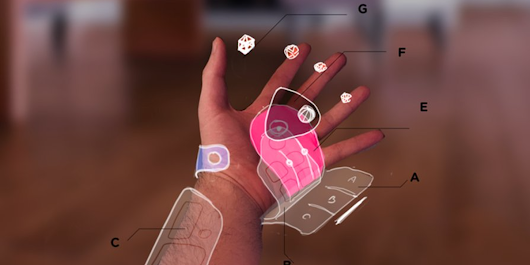"The Future of Augmented Reality Is ""Virtual Wearables"""