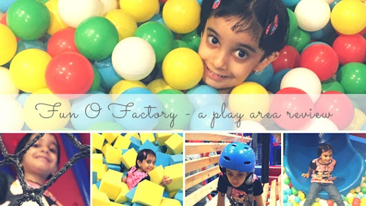 Fun O Factory - A Play Area Review