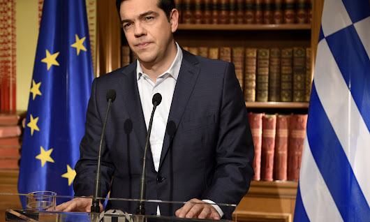 Syriza can't just cave in. Europe's elites want regime change in Greece | Seumas Milne