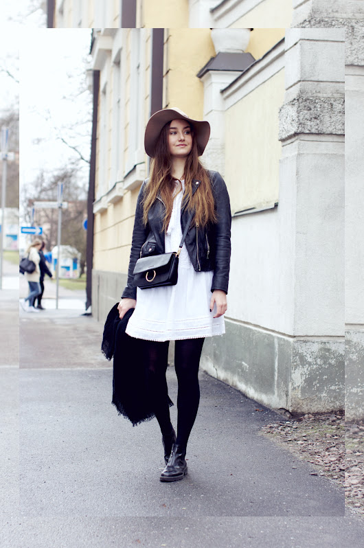 outihelena: lace & leather