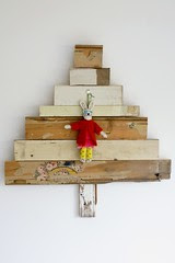wood & wool x-mas tree 012