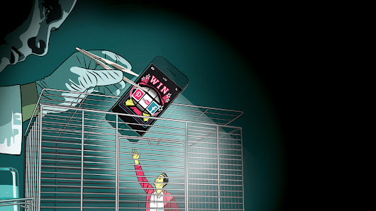 The scientists who make apps addictive