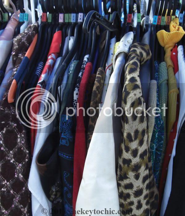 Ventura Flea Market vintage clothing