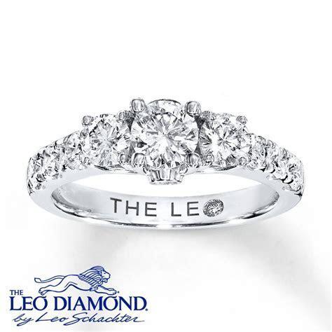15 Ideas of Leo Diamond Wedding Bands