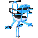 front mount child bicycle seat
