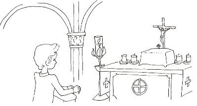 The Holy Mass Religion For Children Of Educational Applications For