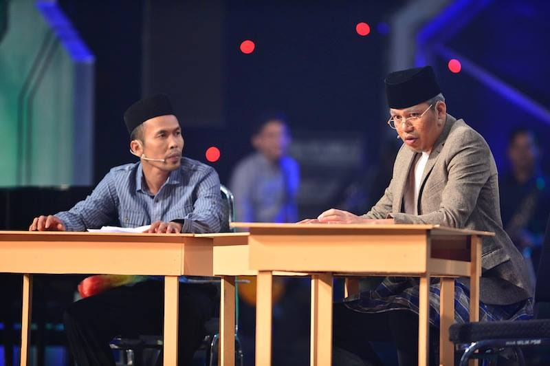 Sepahtu naib juara (tempat ke-2) Maharaja Lawak Mega 2014