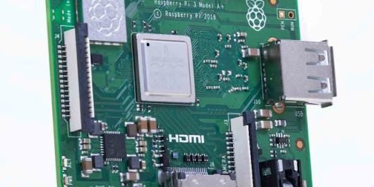 Raspberry Pi 3 Model A+ With 8-core chip, 1.4GHz speed, More Compact Launched