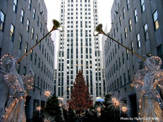 Holidays & Christmas Events in New York City with Kids