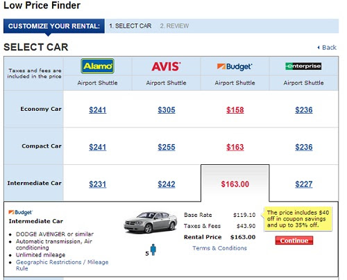 enterprise aaa car rental discounts aaa members