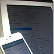 Exporting iOS 6 and earlier device information