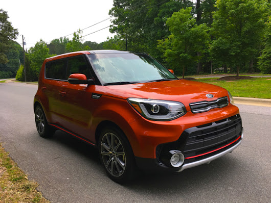 Turbo Crossover: 2017 Kia Soul — Auto Trends Magazine