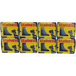 Starburst Scented Candle 8 Pack of 3 oz Jars - Blueberry