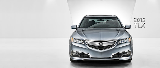 2015 Acura TLX | Chicagoland Acura Dealers Association