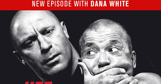 UFC Unfiltered: Dana White joins 1st podcast