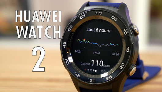 Huawei Watch 2 Review: Not what we were expecting, but better than we thought it would be