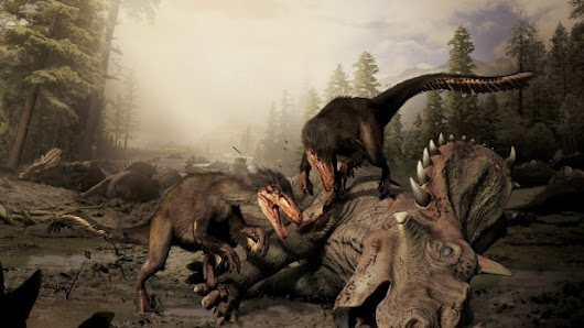 Dinosaur described as 'savage predator' uncovered in northwestern Alberta