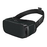 DecalGirl SGVR-CARBON Samsung Gear VR Skin - Carbon