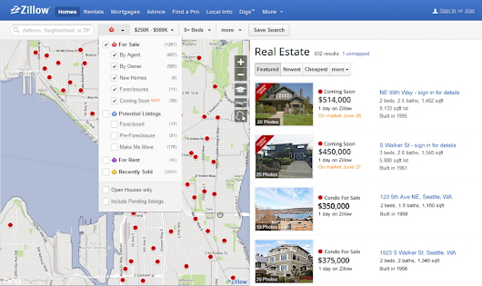 Zillow Launches Coming Soon: Search For and Find Homes Before They Hit the Market | Zillow Blog