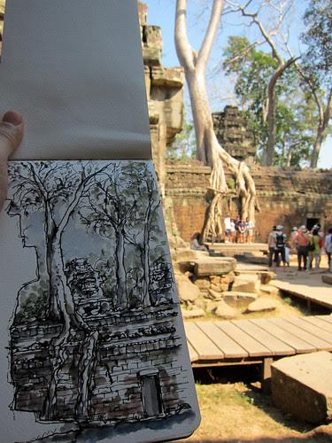 Banteay Srey, Siem Reap