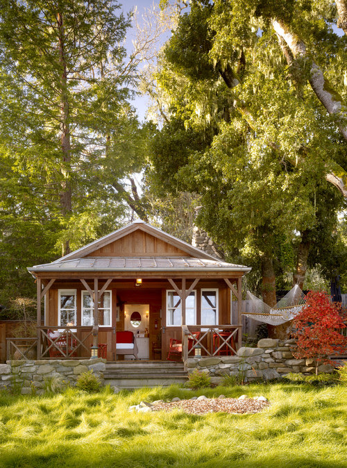 Charming Camp Cabin That Will Capture Your Heart - Town & Country Living