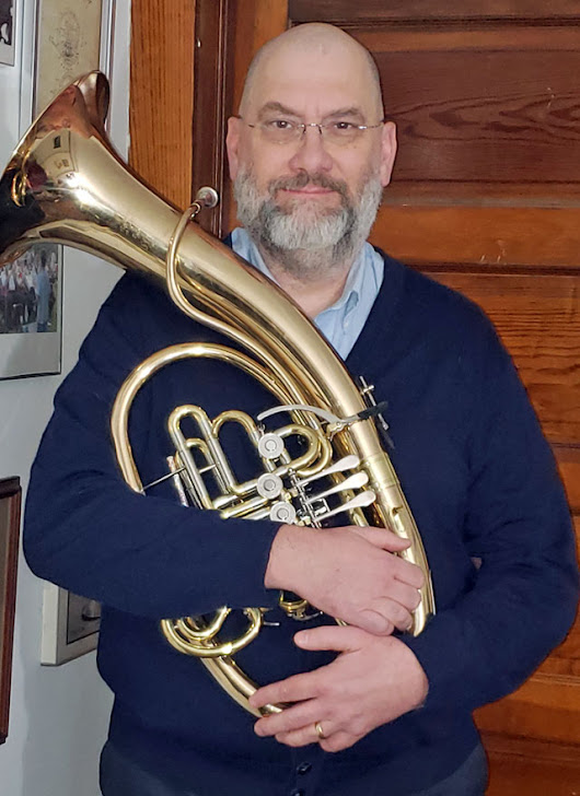 Cleveland Heights Orchestra Features Solo Wagner Tuba