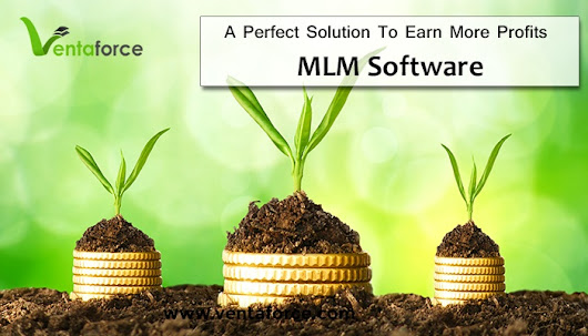 A perfect solution to earn more profits-MLM Software