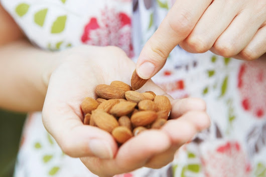 Foods to improve eyesight: Almonds, sweet potatoes and beyond