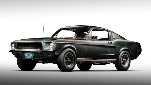 Original Bullitt Mustang found, takes its place alongside 2019 Bullitt - Autoblog