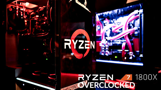 AMD Ryzen 7 1800X All 8 Cores Overclocked To 4.0GHz & Benchmarked - 1700X & 1700 Rumored To Achieve 4.0GHz On Air