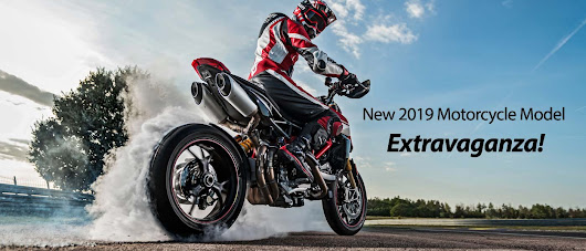 New 2019 Motorcycle Model Extravaganza! • TotalMotorcycle