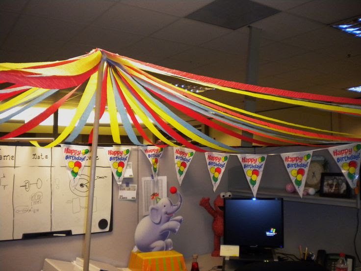 Best Cubicle Decorations For Halloween Thrifty Blog