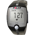 Polar FT1 - Activity Tracker with Heart Rate Monitor Bundle - Black