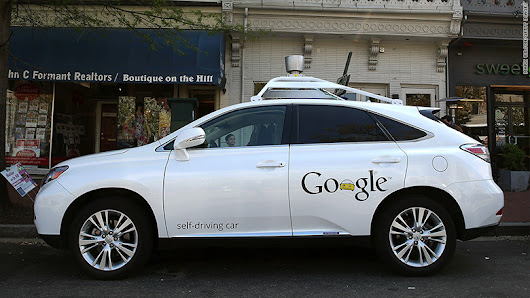 Google's self-driving car finally at fault in accident