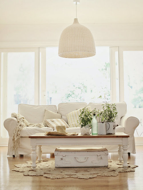 Beach Coffee Table Home Design Ideas, Pictures, Remodel and Decor