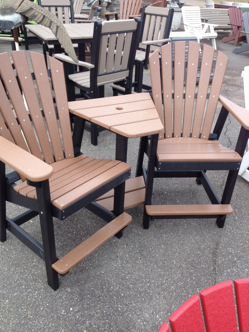 Outdoor furniture made from recycled plastics. - FINE EDGE ...