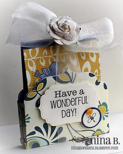 Card Set box