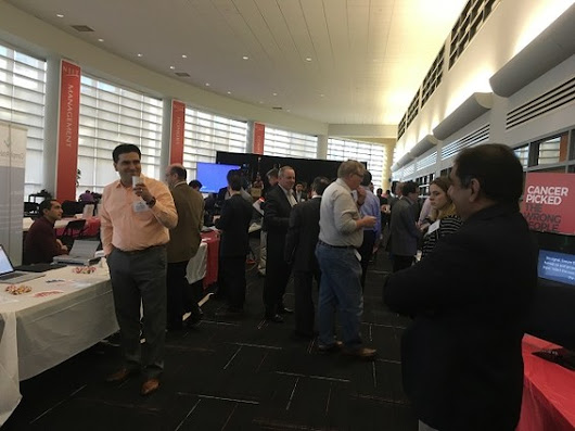 At NJII HealthCare Cluster Innovation Showcase, Health IT Companies Network with Providers, Payers, and Others