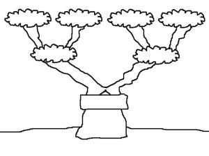Arbol Genealogico Para Colorear E Imprimir