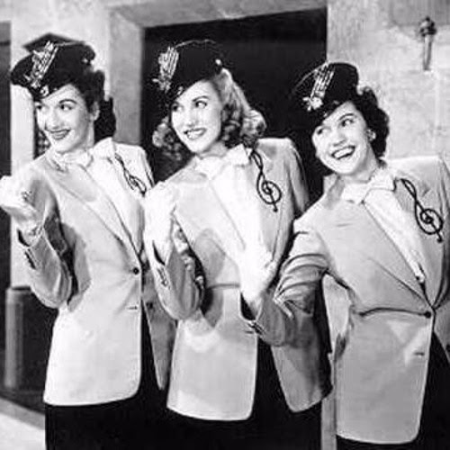 The Andrew Sisters - Oh Johnny (Remix) by Max Schobben