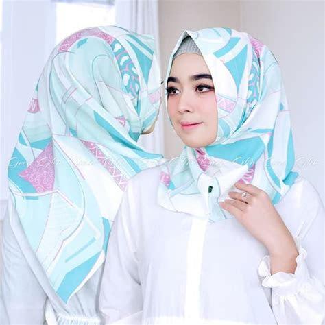 hijab instan salwa sherin trend terbaru kekinian trend