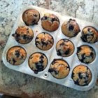 Oatmeal Blueberry Muffins Recipe