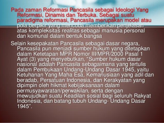 Makalah Pancasila Dalam Kajian Sejarah Bangsa Indonesia
