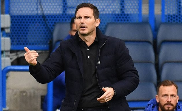 Abramovich draws up a five-man manager shortlist to replace Lampard if the poor results continue.