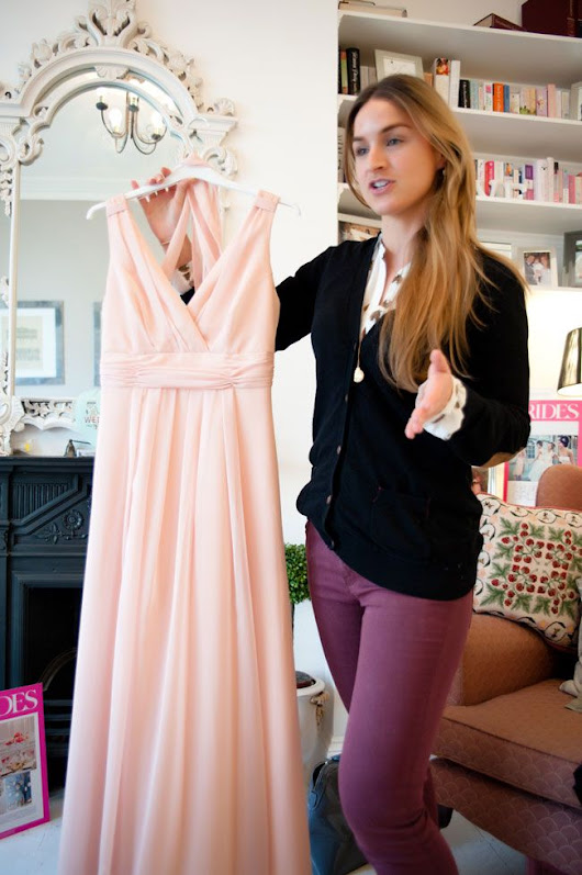Video: How to choose the right bridesmaid dresses for your girls