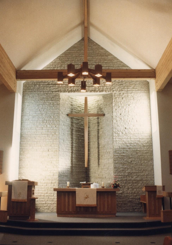 Church Interior stock photo. Image of church